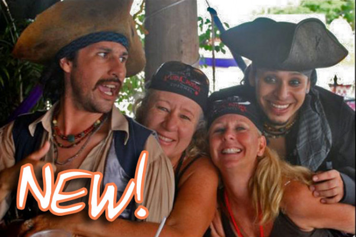 Pirate Bar Crawl - $50
