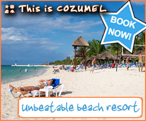 Cozumel beach resort deal