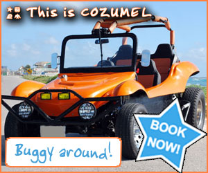 Cozumel dune buggy tour