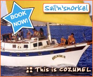 Cozumel Sailing