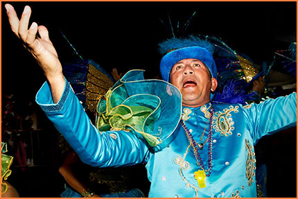 Cozumel Carnival celebrations