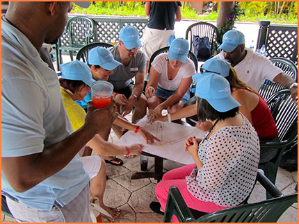 Cozumel team-building activities