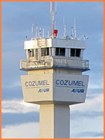 Cozumel airport
