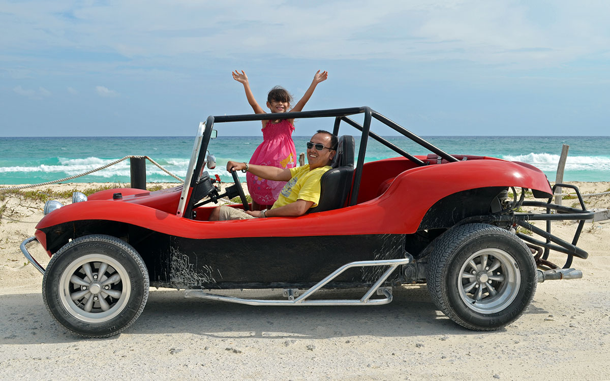 Vw Dune Buggy >> Cozumel Dune Buggy Tour - $79 - This is Cozumel