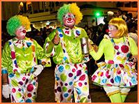 Cozumel Carnival in 2014