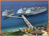 New Cozumel Cruise Pier