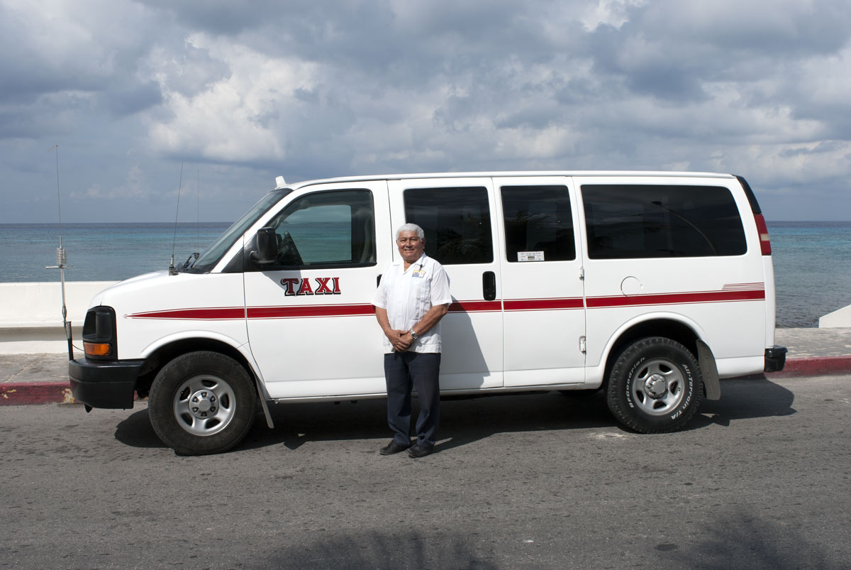 Cozumel Tours By Taxi