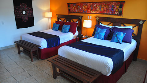 Cozumel downtown hotel