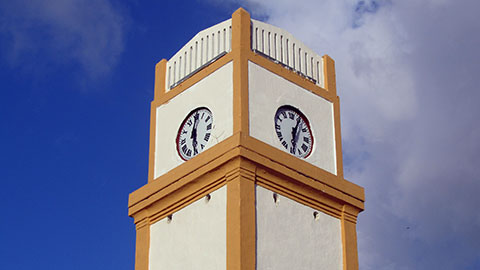 New time zone for Cozumel