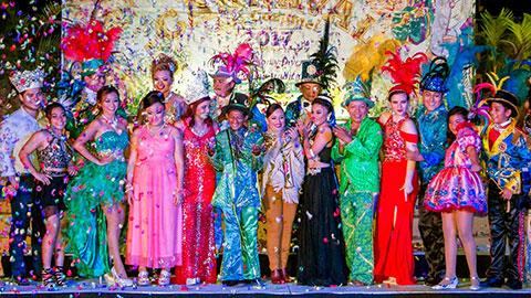 Cozumel Carnival 2017