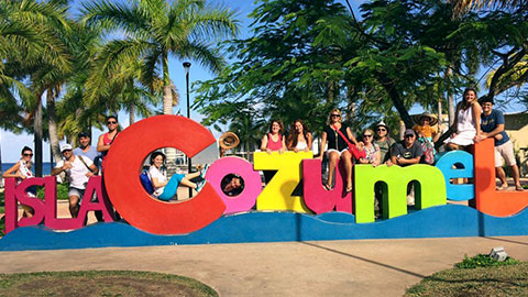 Cozumel Competition