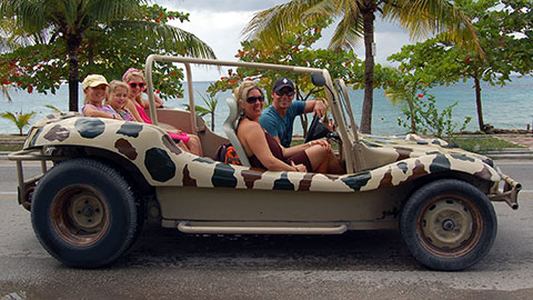 Cozumel driving tours