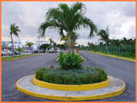 Cozumel infrastructure
