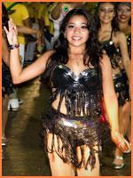 Carnival in Cozumel 2013
