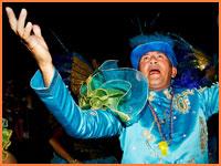 Cozumel Carnival in 2013