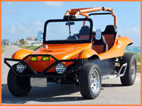 Cozumel Dune Buggy