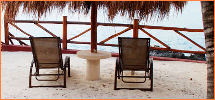 Stay in a Cozumel rental