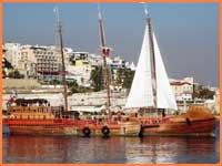 Cozumel peace ship