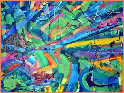 Art in Cozumel