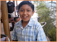 Playa Uvas children