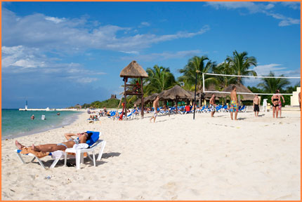 Cozumel resort package deal
