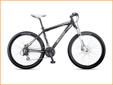 Cozumel mountain bikes