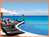 Cozumel boutique resort pass.