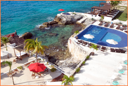 Cozumel boutique resort
