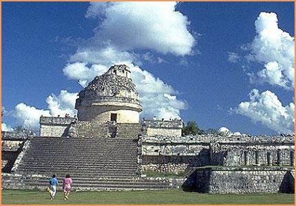 Cozumel Mayan site