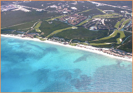 Cozumel air tour