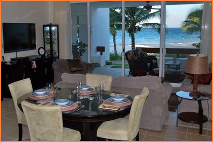 Cozumel condo rental