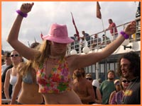 Cozumel cruise festival