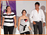 Cozumel fashion show