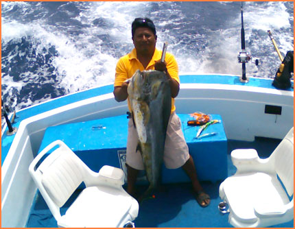 Enjoy the best of cozumel fishing this is cozumel for Cozumel fishing charters