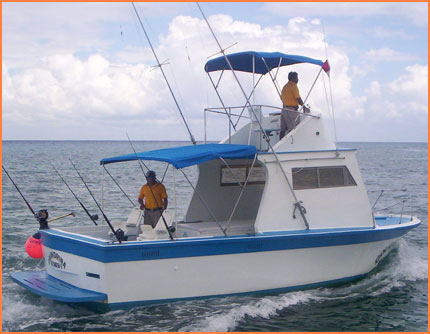 Cozumel fishing charters from 390 this is cozumel for Cozumel fishing charters