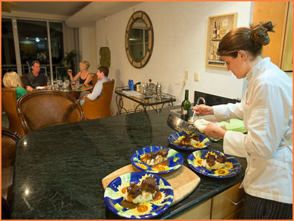 Cozumel catering