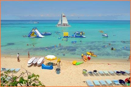 Cozumel beach tour