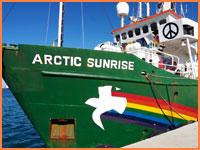 Cozumel Greenpeace