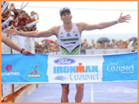 Cozumel Ironman 2011