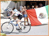 Ironman in Cozumel