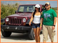 Cozumel Jeep