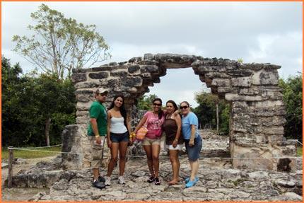 Mayan tours Cozumel