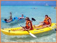 Cozumel kayaking