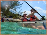 Cozumel kayaks