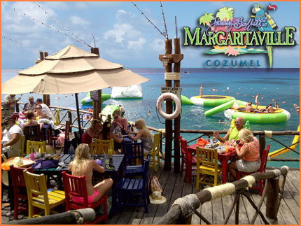 Cozumel bar