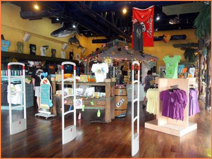 Cozumel Margaritaville shop