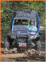 Cozumel off road tour