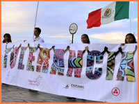 Cozumel Peace March