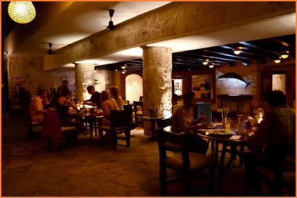 Cozumel food