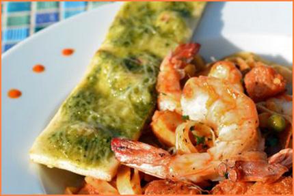 Cozumel seafood restaurant